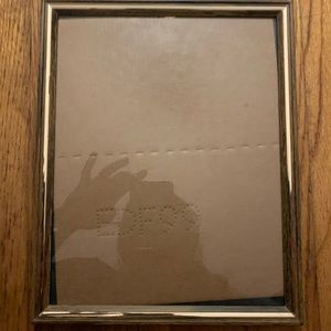 Basic Wood Frame With Gold Trim 9x12